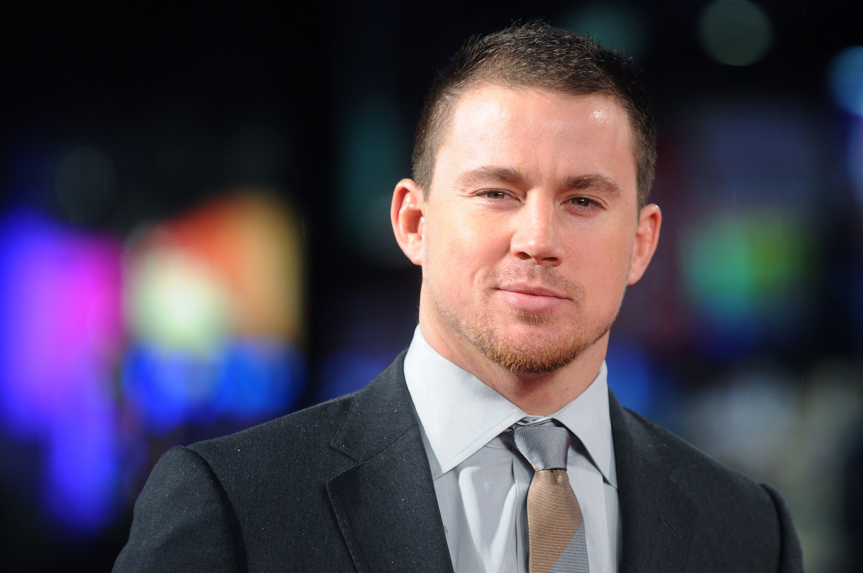 Is Channing Tatum insane or is this real!?!?