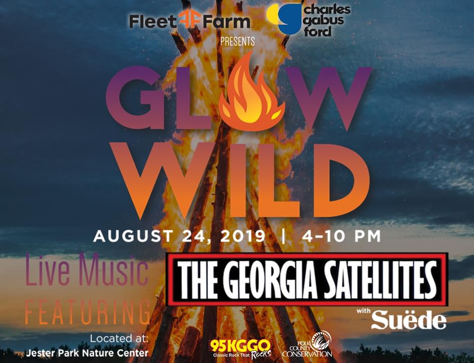 Enter to Win – A pair of tickets to Glow Wild