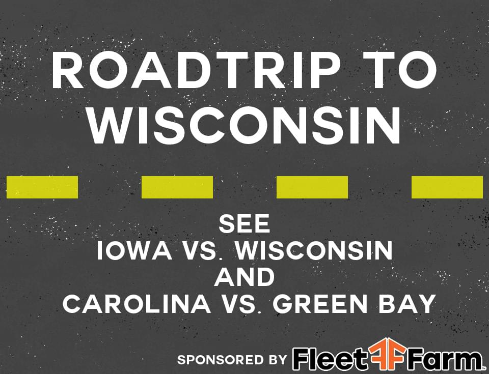 Roadtrip to Madison and Green Bay