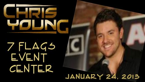 Chris Young LIVE
