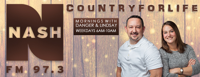 Danger and Lindsay in the Morning