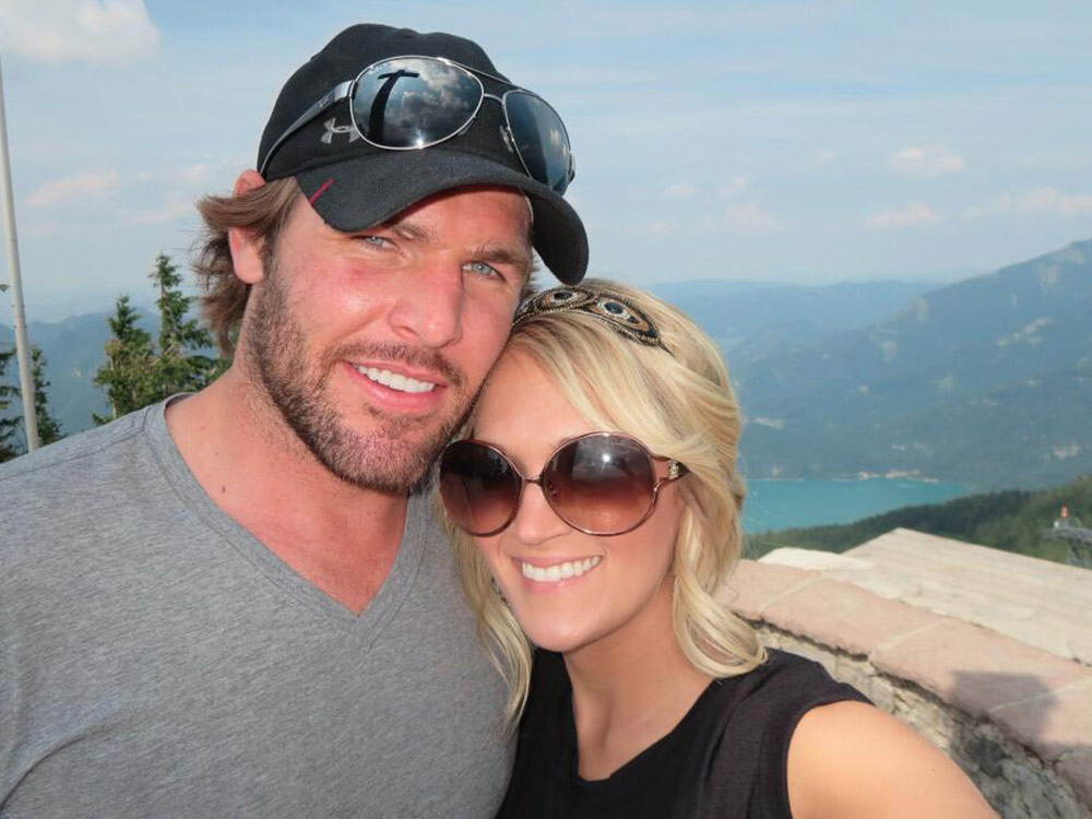 Carrie Underwood Brought to Tears by Heartfelt Article Written by Husband Mike Fisher
