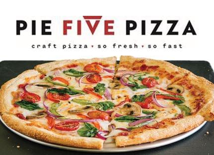 Sweet Deal – Pie Five Pizza Co.