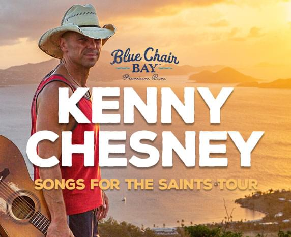 Kenny Chesney – Songs for the Saints Tour 2019