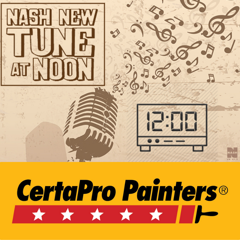 "Nash New Tune At Noon  4-29-19  –  Travis Denning ""After A Few"""