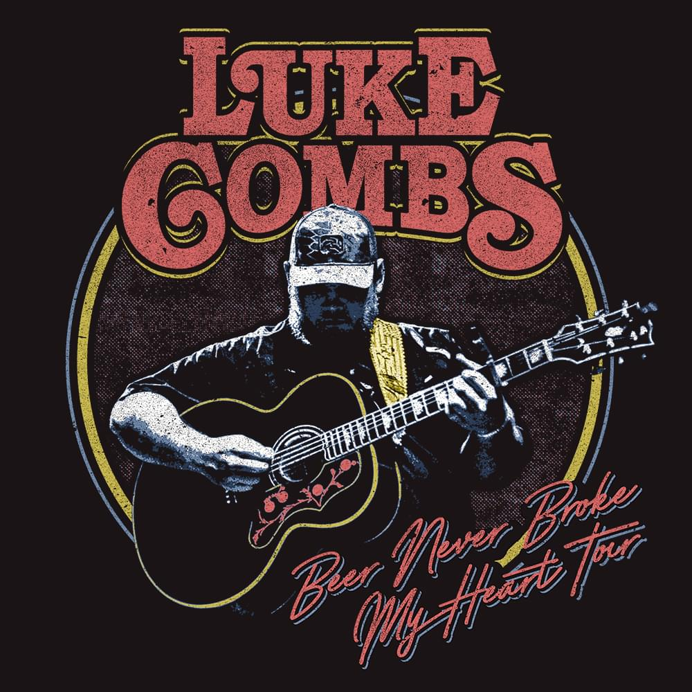 Luke Combs at Wells Fargo Arena