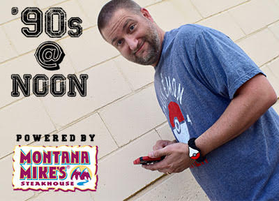'90s at Noon with Tony Conrad