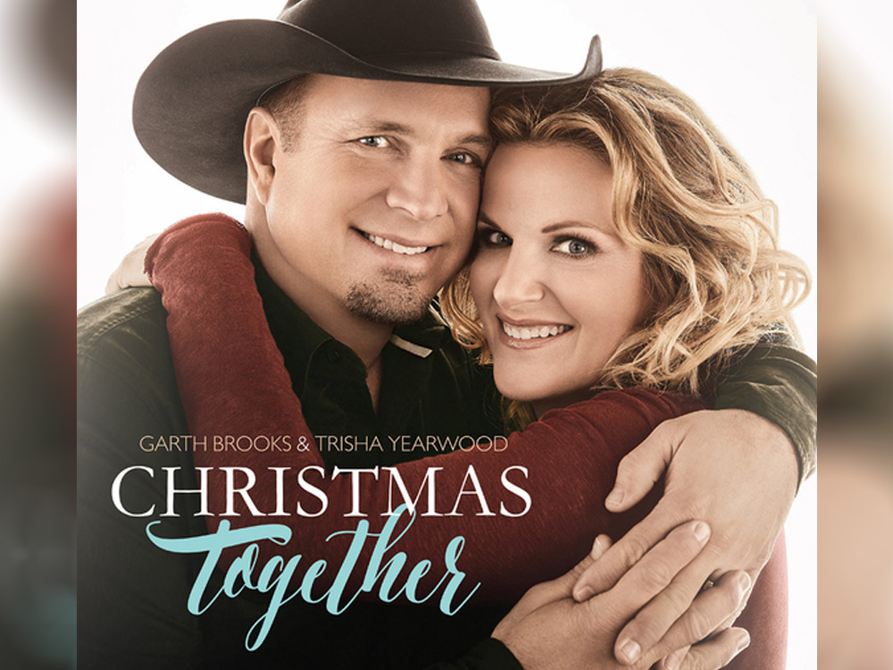 garth brooks and trisha yearwood top the charts with tandem holiday album christmas together kjjy fm