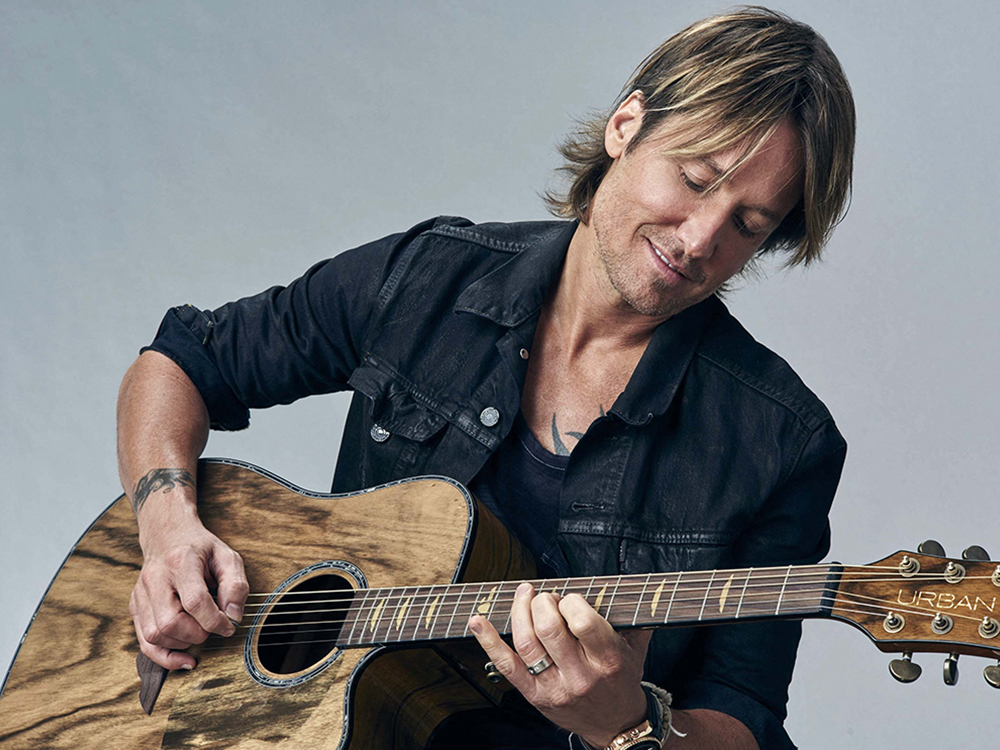 """Keith Urban's """"Blue Ain't Your Color"""" Becomes Just the Third Song to Top All FOUR Billboard Country Charts"""