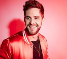 Thomas Rhett is coming to the Iowa State Fair!