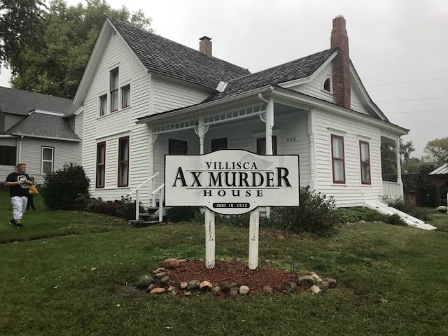 My Visit To The Villisca Axe Murder House