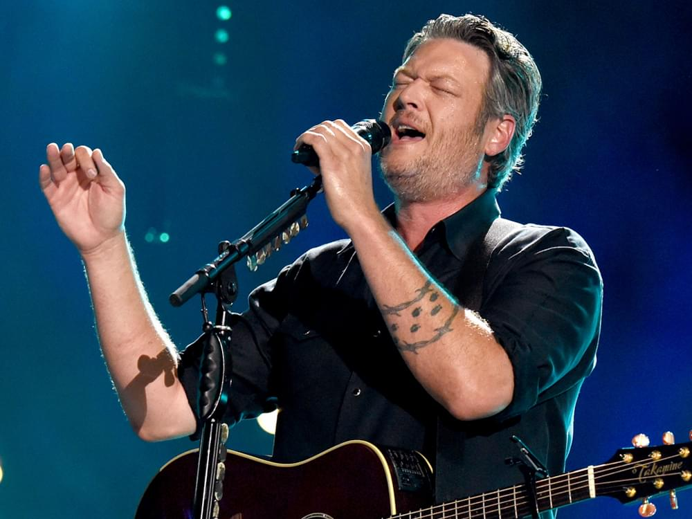 "Watch Blake Shelton's Fiery New Video for ""God's Country"""