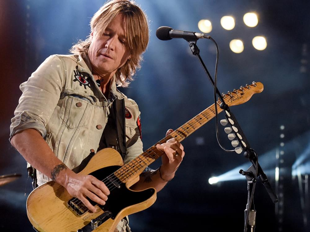 "Listen to Keith Urban Reminisce About Lost Love in New Single, ""We Were"""