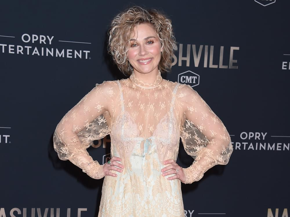 """Nashville"" Actress Clare Bowen Plans Self-Titled Debut Album"