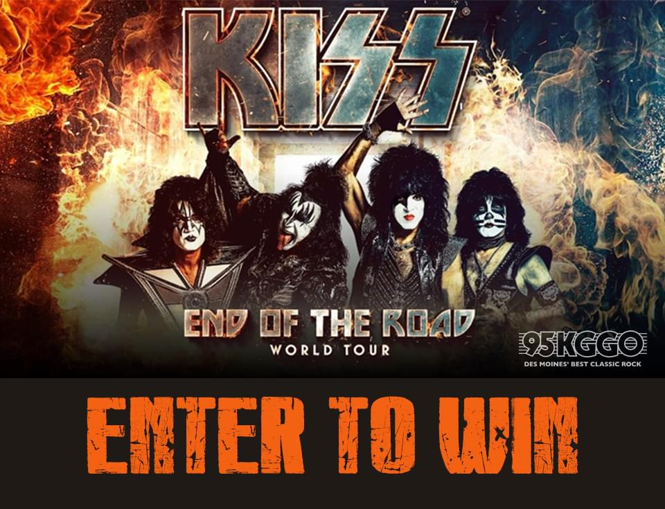 KISS Ticket Stop- Bike Down to I-Town