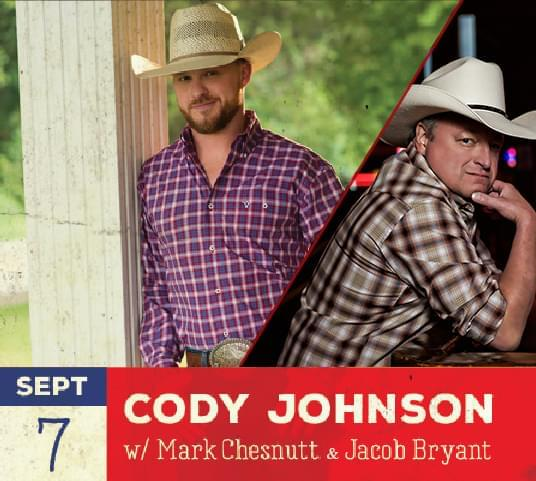 Win tickets to the Big Country Bash!