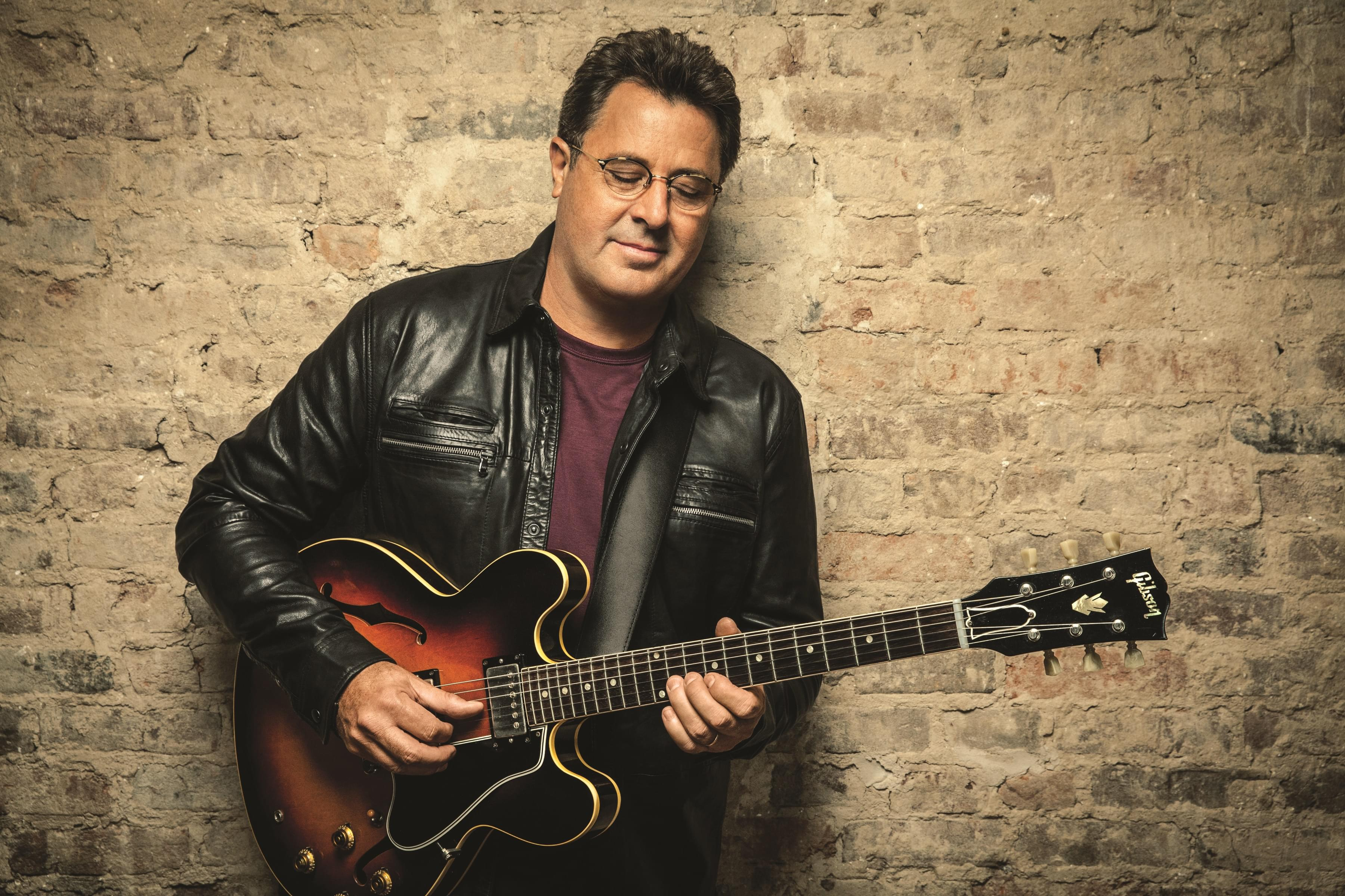 Vince Gill at Stephens Auditorium
