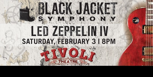 "Don't miss ""Led Zepplin IV"" this Saturday!"