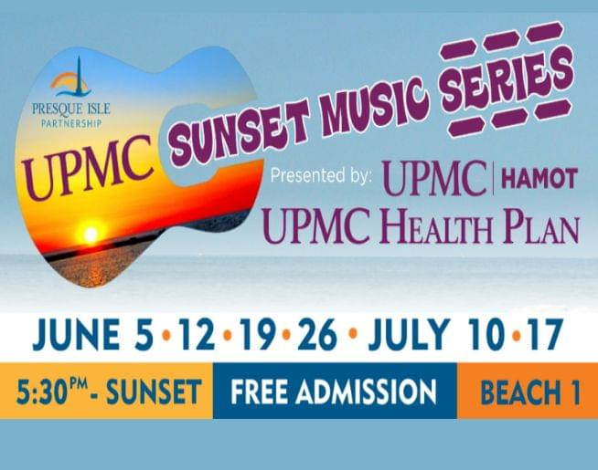 UPMC Sunset Music Series 2019!