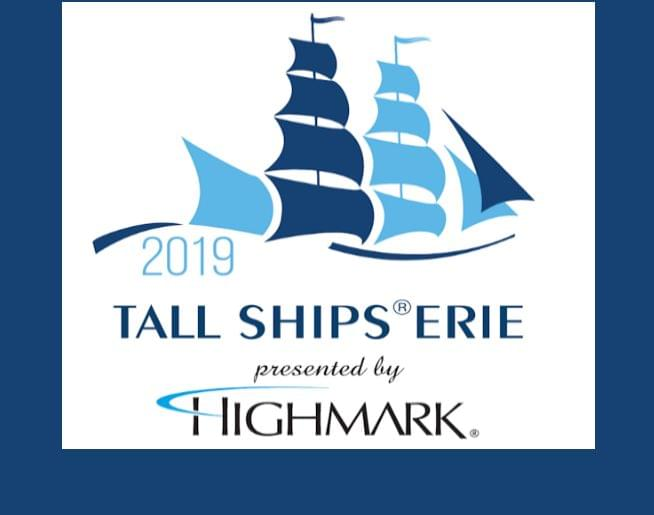 Tall Ships Erie 2019 is August 22nd – 25th, get details here!