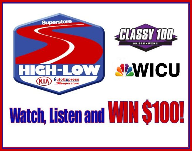 Watch, Listen & Win $100 with Superstore High-Low!