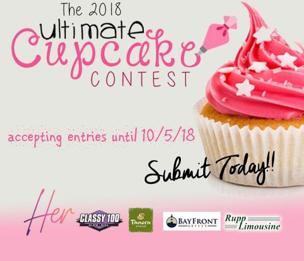 Enter the Ultimate Cupcake Contest at Her, a weekend for the she tribe!