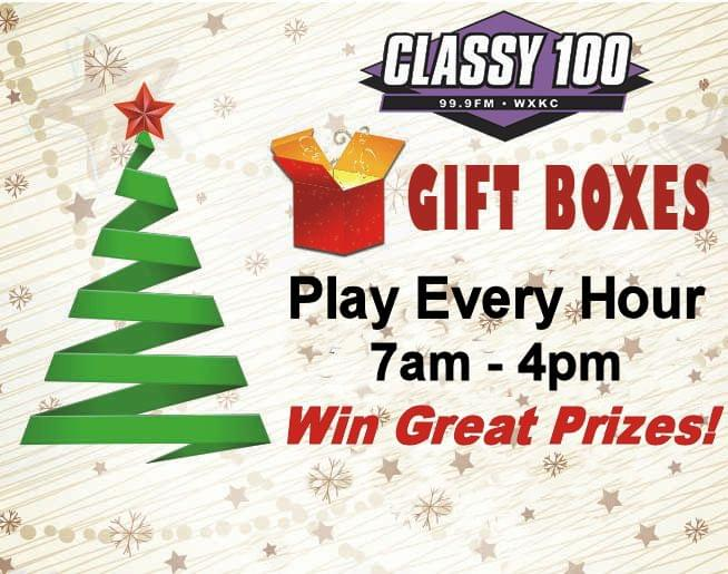 Classy 100 Gift Boxes 2018!