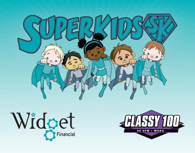 Widget Financial Super Kids 2019!