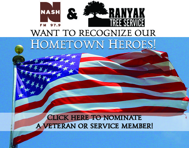 Nominate a Hometown Hero!
