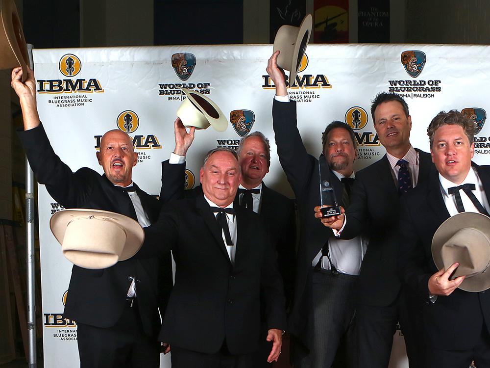The Earls of of Leicester Take Top Trophy at International Bluegrass Music Awards