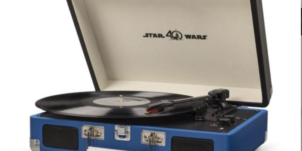 The Force is with Vinyl Fans for National Record Store Day