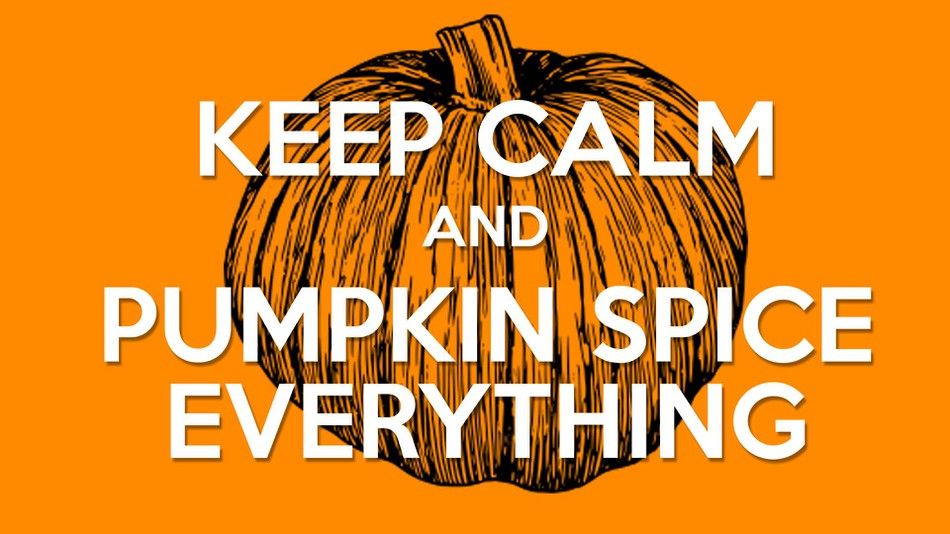 Pumpkin Spice Scented WHAT?