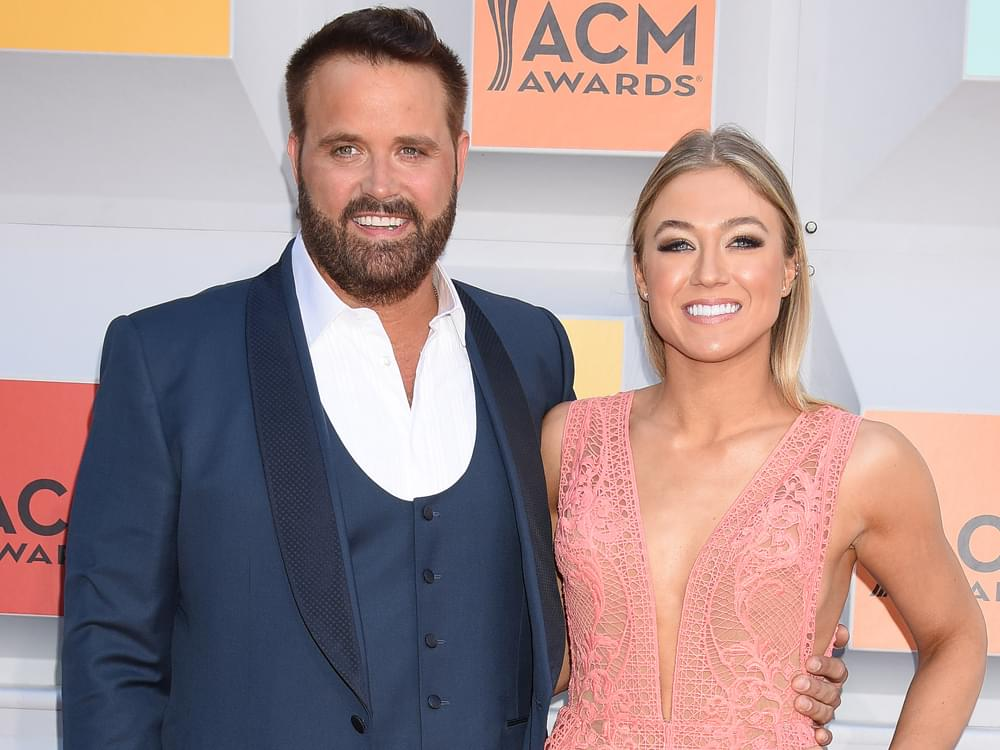 Randy Houser & Wife Tatiana Welcome Baby Boy, Huckleberry Randolph