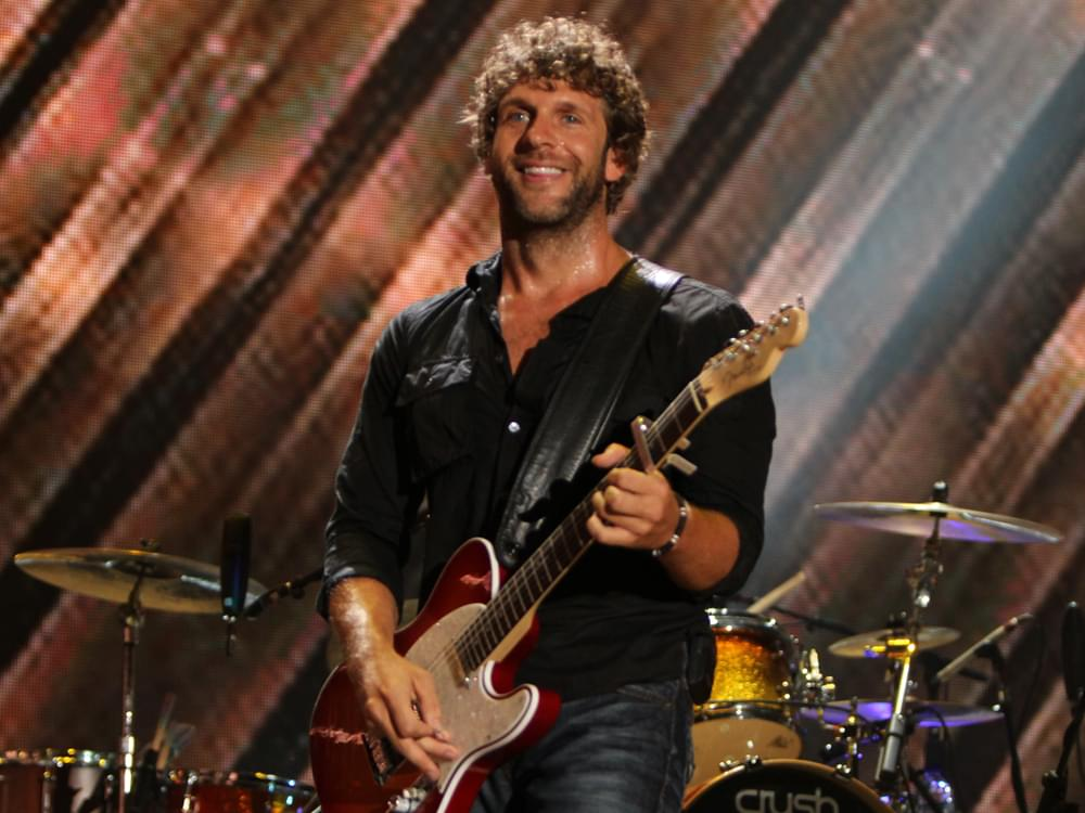 """Billy Currington to Release New Single, """"Details,"""" on Aug. 5"""