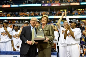 Statement from Butch Jones on the Passing of Pat Summitt