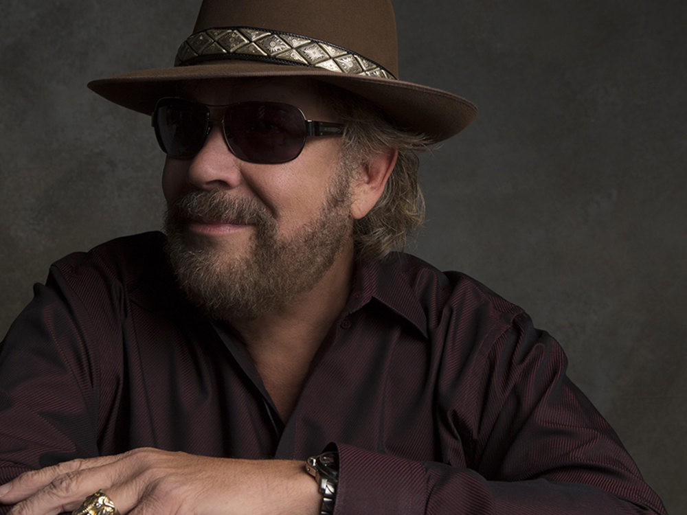 Hank Williams Jr. Announces First Round of 2017 Tour Dates