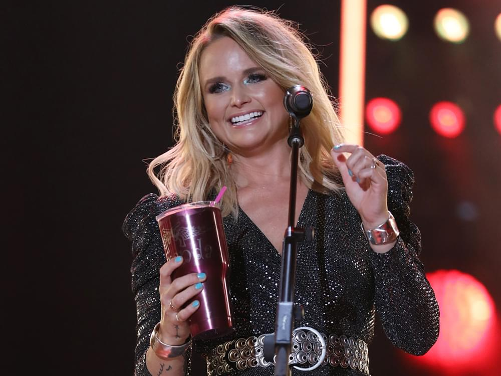 "Listen to Miranda Lambert's Fun-Loving New Song, ""Pretty Bitchin'"""