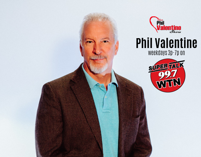 The Phil Valentine Show | WWTN-FM