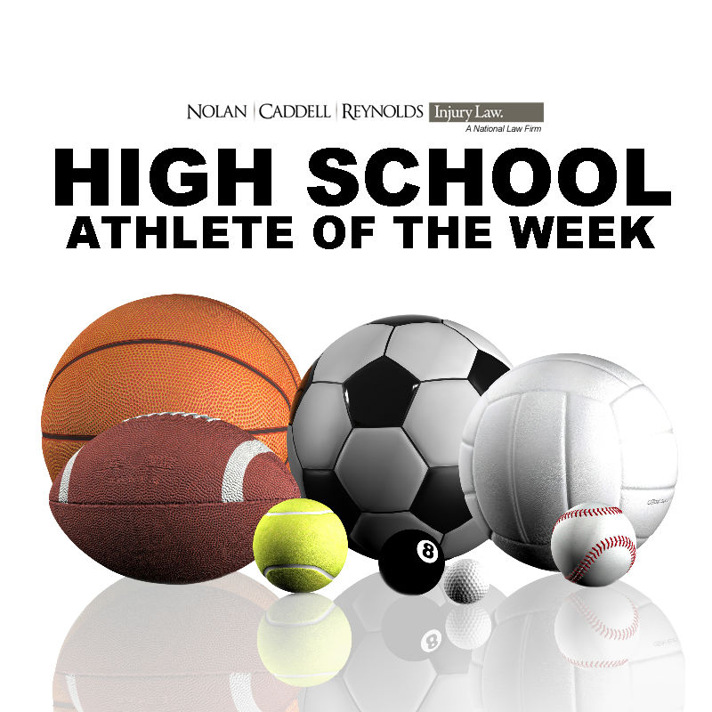 The RED ZONE'S High School Athlete of the Week