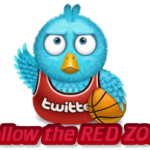 FOLLOW THE RED ZONE WITH JB ON TWITTER