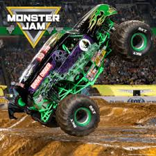 Monster Jam — Pit Pass Giveaway