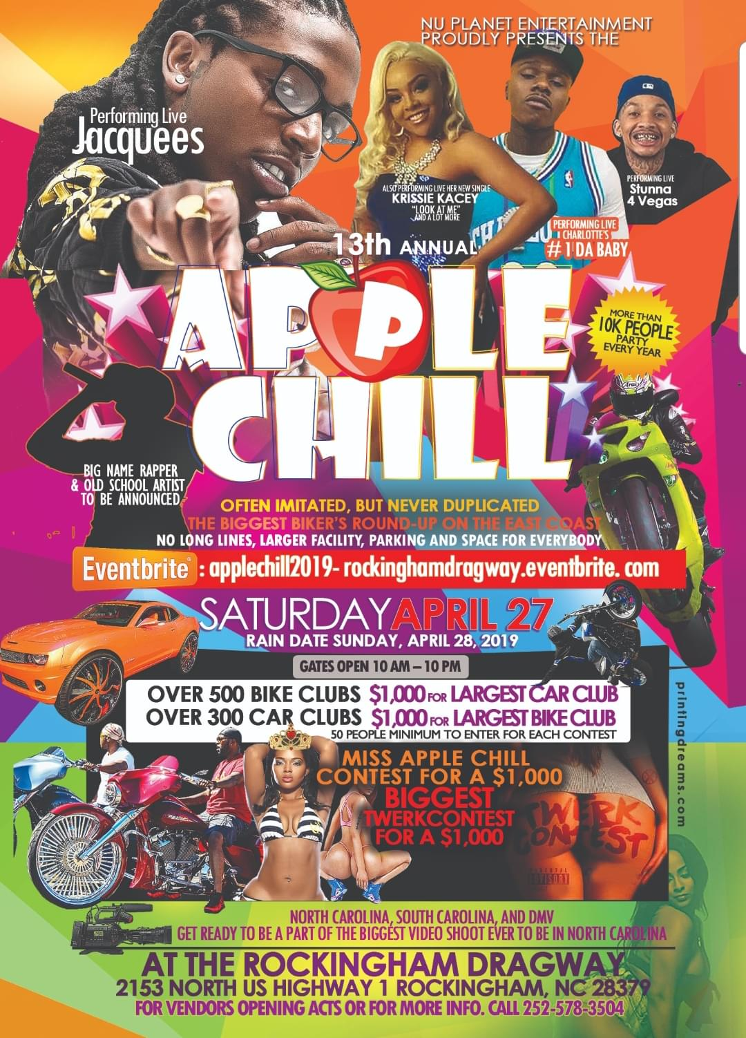 13th Annual Apple Chill