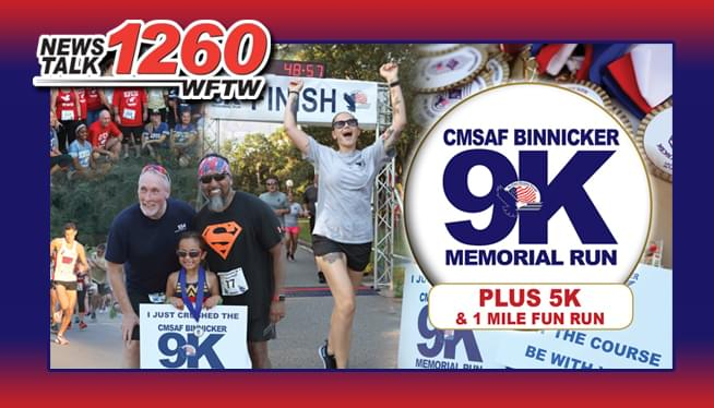 Binnicker 9K Memorial Run