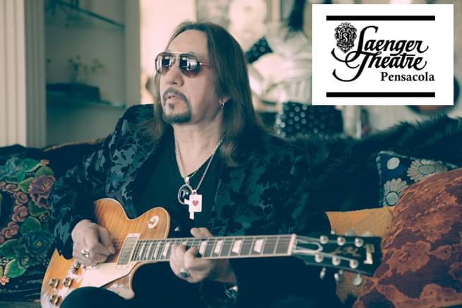 Ace Frehley @ The Saenger Theatre