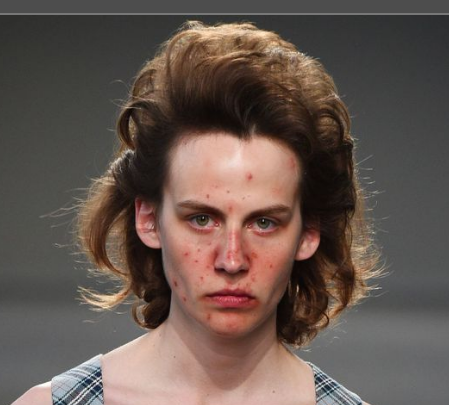 Acne-The New Look At Fashion Week