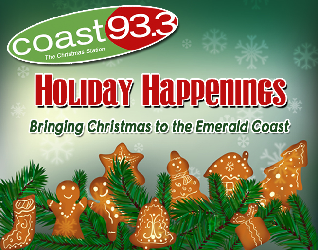 Coast 93.3 Holiday Happenings