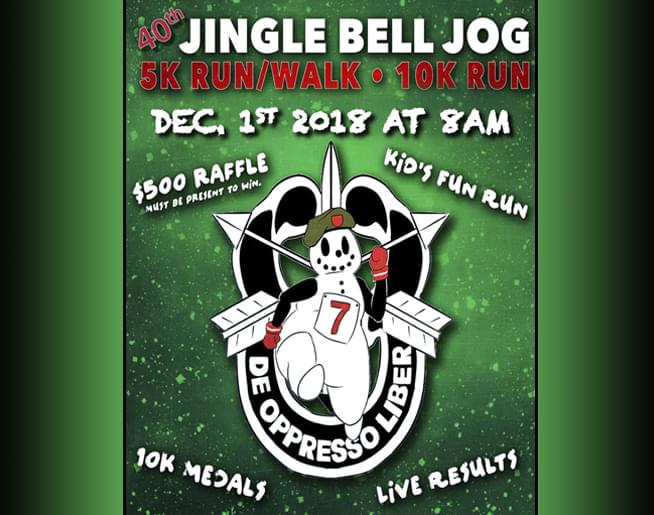 40th Jingle Bell Jog