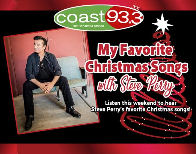 My Favorite Christmas Songs With Steve Perry
