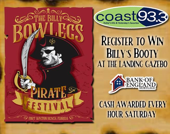 64th Billy Bowlegs Pirate Festival