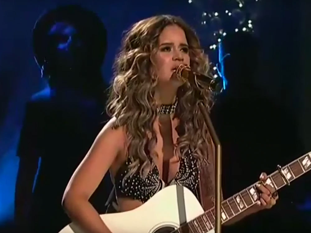 "Watch Maren Morris' Two Lively ""Saturday Night Live"" Performances"